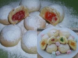 gül lokumlu kurabiye tarifi1