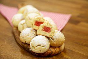 gül lokumlu kurabiye tarifi5