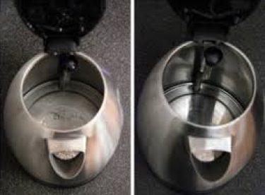 Çaydanlıktaki Kireç Nasıl Temizlenir?