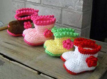 Bebek Patik Modelleri