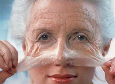 Kırışıklık için Evde Maskeler