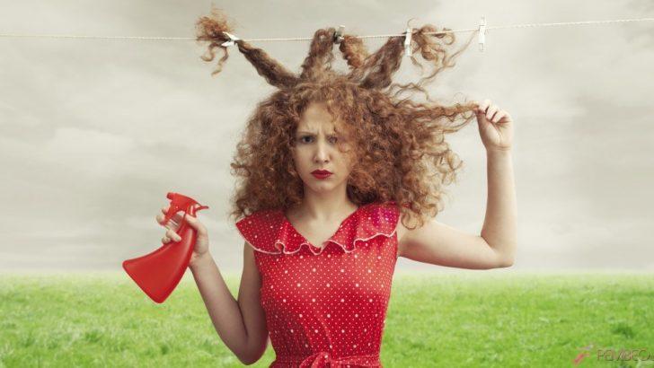 Saç Yumuşatıcı Maske Yapımı