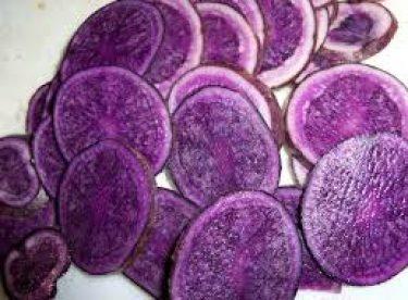 Mor Patates Mucizesi