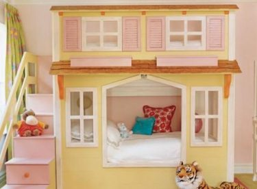 Değişik Çocuk Odası Tasarımları