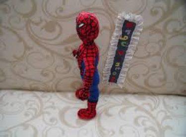 Amigurumi Örümcek Adam Yapımı