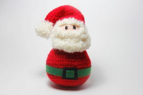 Amigurumi İle Noel Baba Yapımı - Emekce.com Amigurumi | 189x284