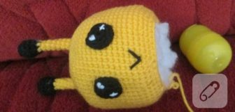 Amigurumi Yapımı - Örgü oyuncak tırtıl kelebegin antenleri ... | 161x336