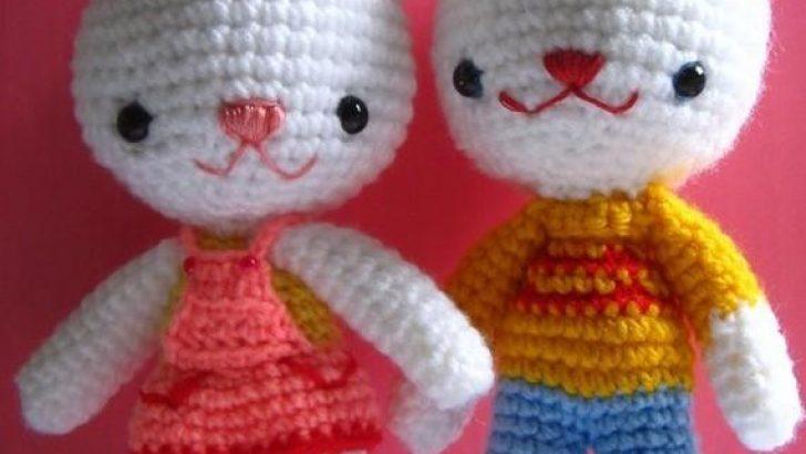 Amigurumi Tavşan Yapımı
