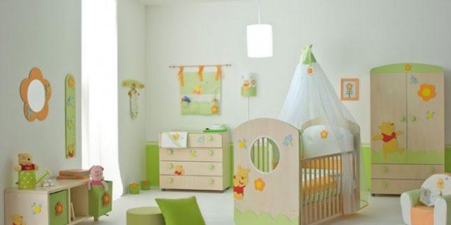 Bebek Odası Nasıl Düzenlenmeli?