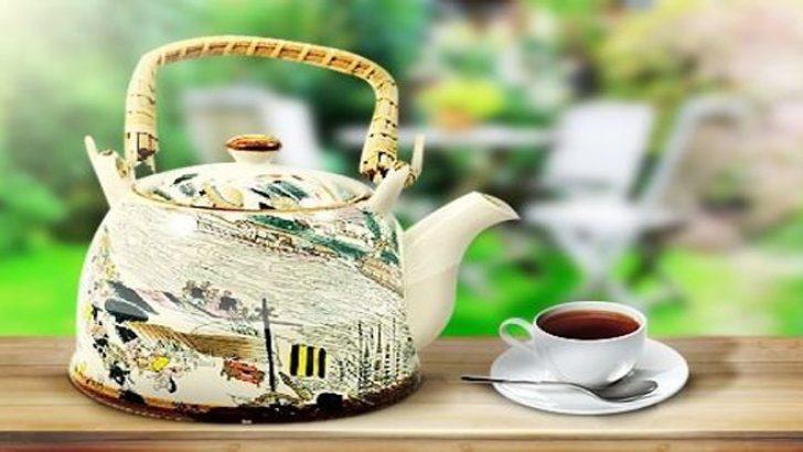 Demlikte Kalan Çayın Yararları