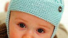2017 Yılı Örgü Bebek Şapkası Modelleri