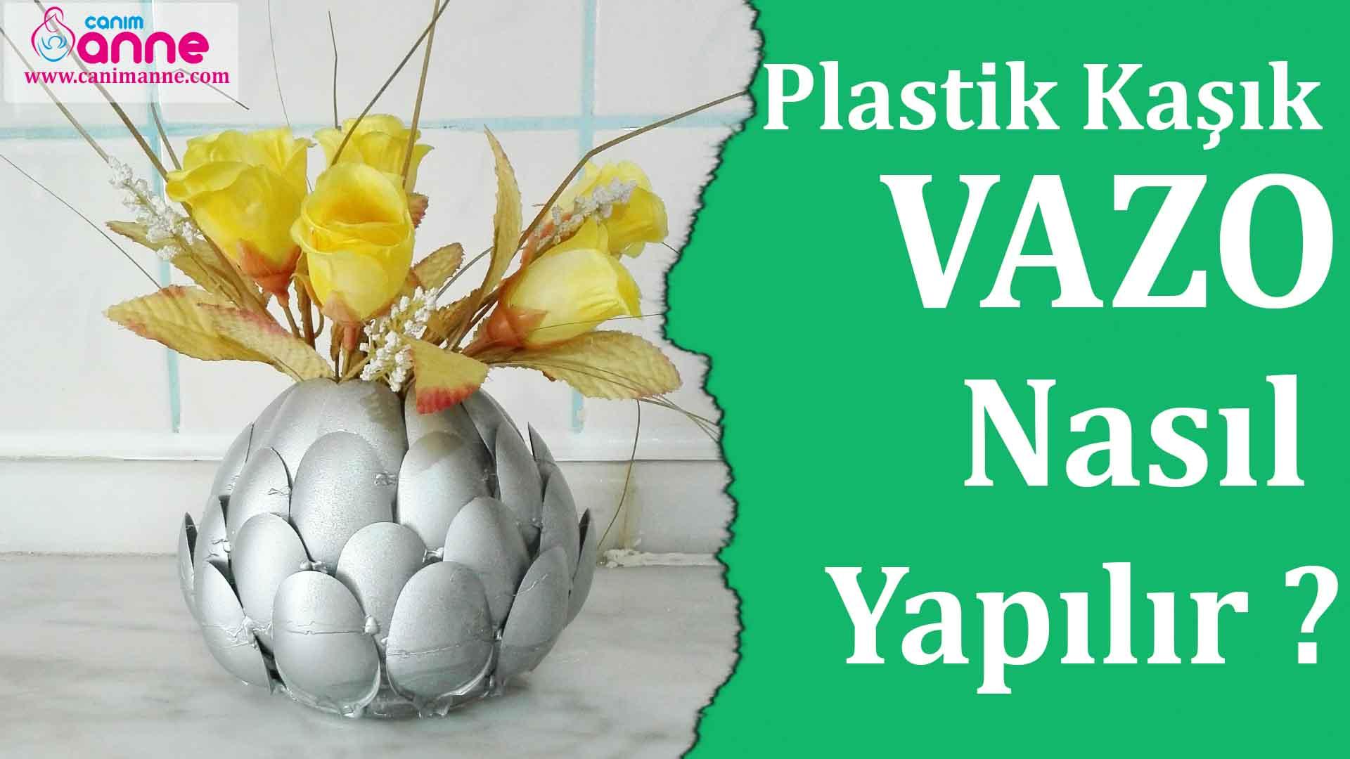 plastik-kasiktan-vazo-nasil-yapilir