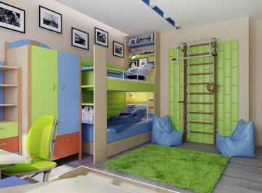 Çocuğunuzun Odasını Farklılaştırın