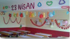 23 Nisan için En Güzel Sınıf Süsleme Fikirleri