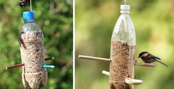 Plastik Su, Kola, Gazoz Şişesinden Neler Yapılır ? Geri Dönüşüm – Kendin Yap