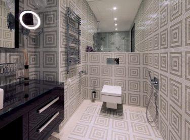 Modern Banyo Dekorasyonu Örnekleri