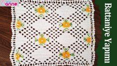Bebek Battaniyesi – Kırlent – Yatak Örtüsü Yapımı