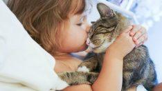 Evcil Hayvan Beslemenin Çocuklara Faydaları