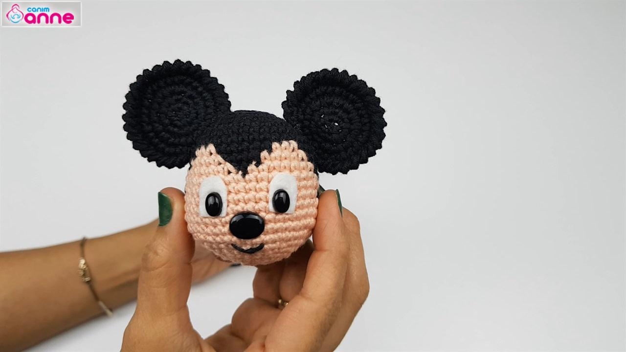 Amigurumi Miki ve Mini Fare Yapımı | Mini fare, Fareler, Amigurumi | 720x1280