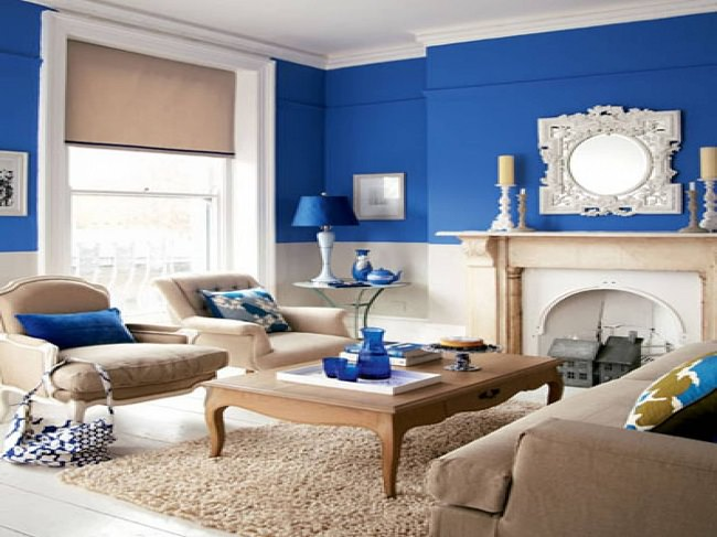Dekorasyon nerileri can m anne - Deco lounge blue duck ...