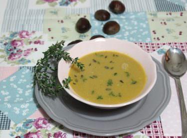 Kestane Çorbası Nasıl Yapılır?